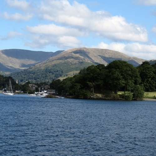 Guided walking in Lake District - Grasmere