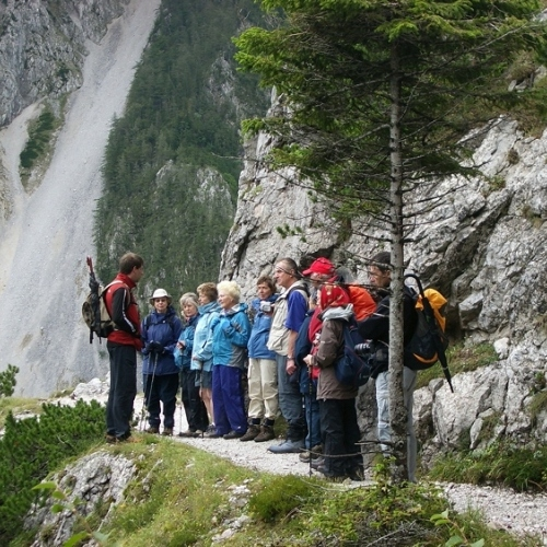 Guided walking in Slovenia-Slovenia - a little instruction before we start